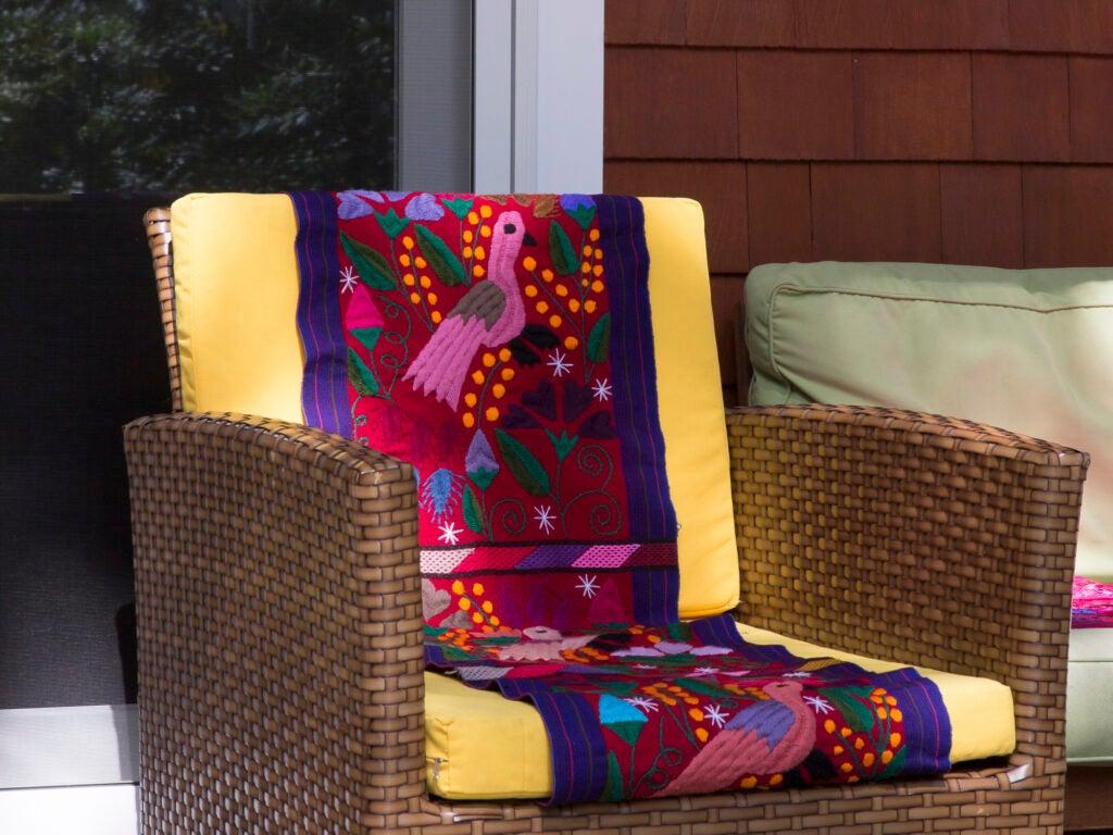 Julian Medina Patio Mexican Textiles
