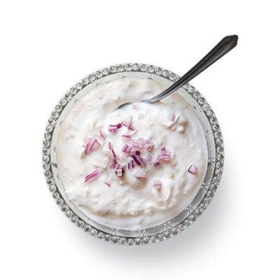 Horseradish Sauce for Herring (Pepparrotssås)