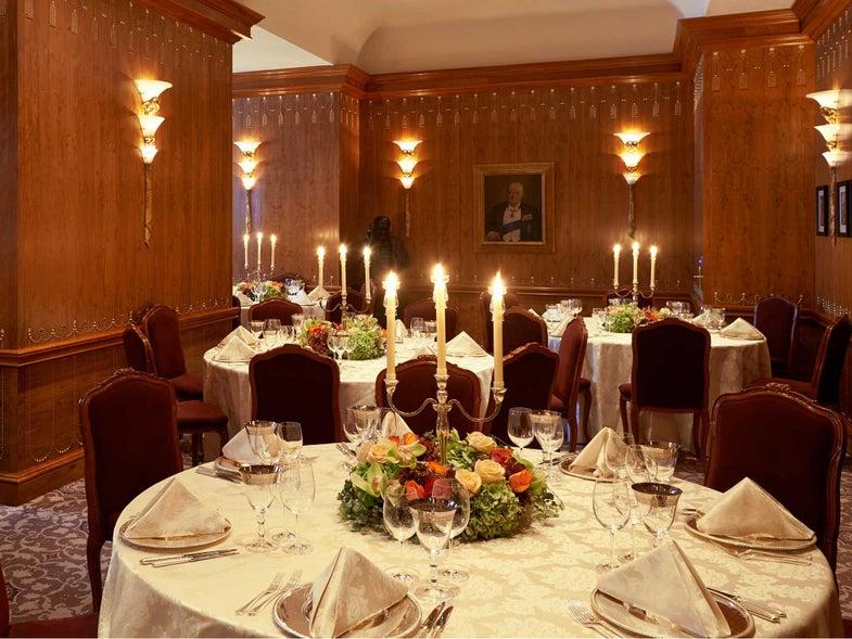 Behind the Scenes of Winston Churchill's Super-Secret Supper Club