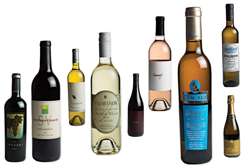9 Great Wines from Long Island, New York