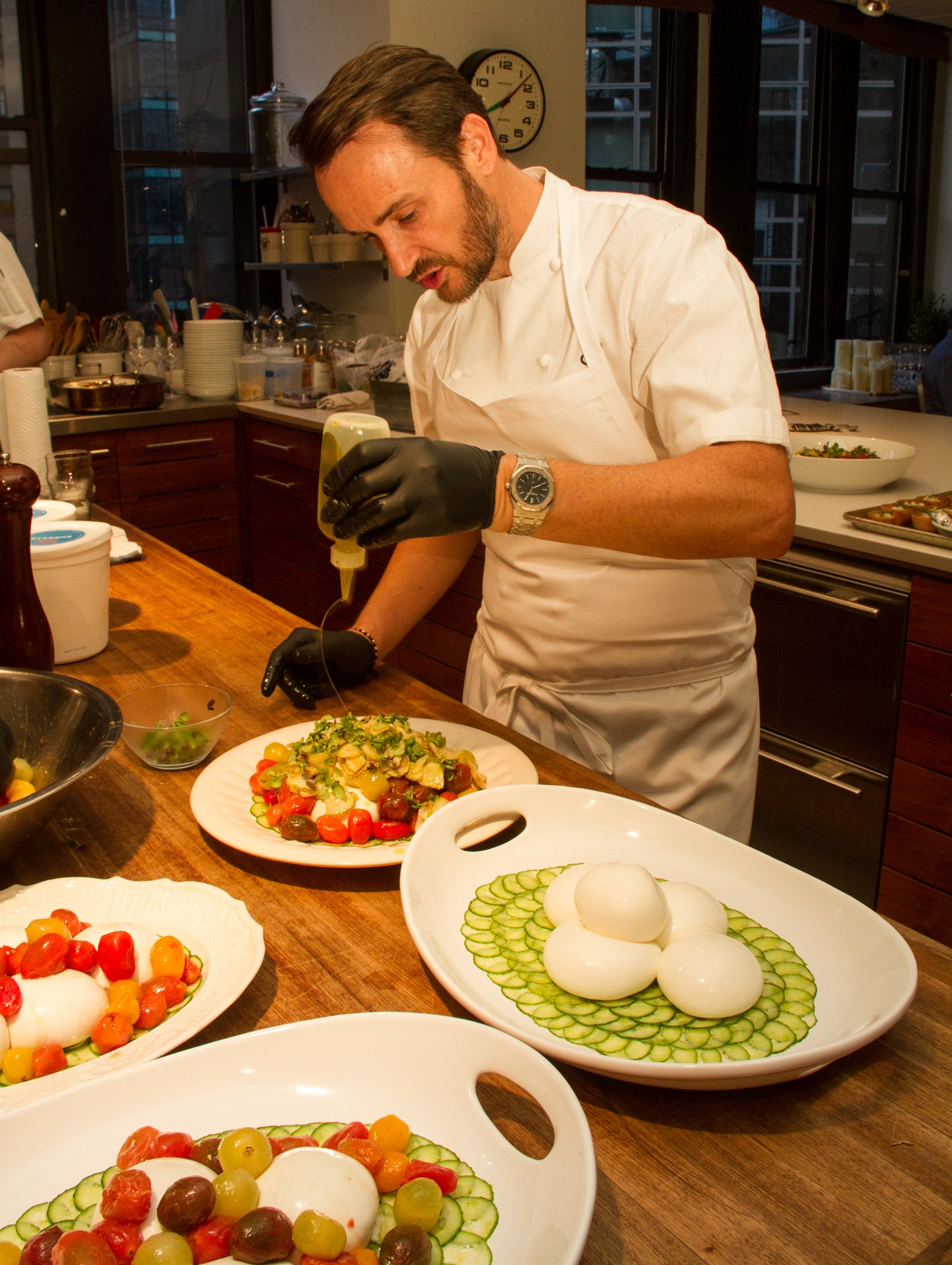Scenes From Our SAVEUR Supper with Jason Atherton