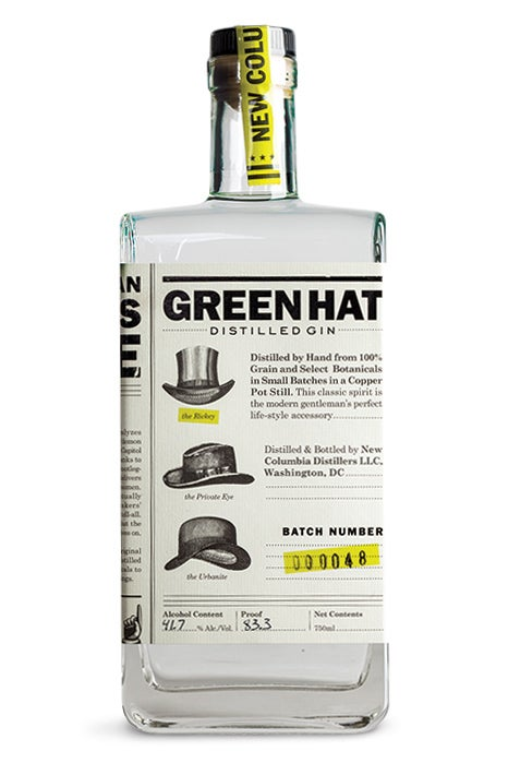 One Good Bottle: Green Hat Gin