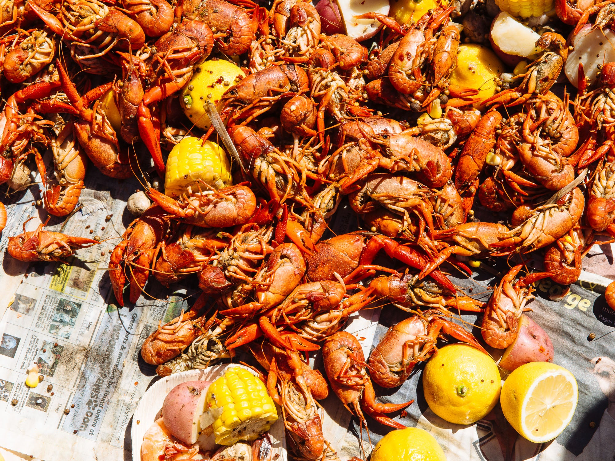 What's Goes Into a Crawfish Boil? (Besides Crawfish, That Is)