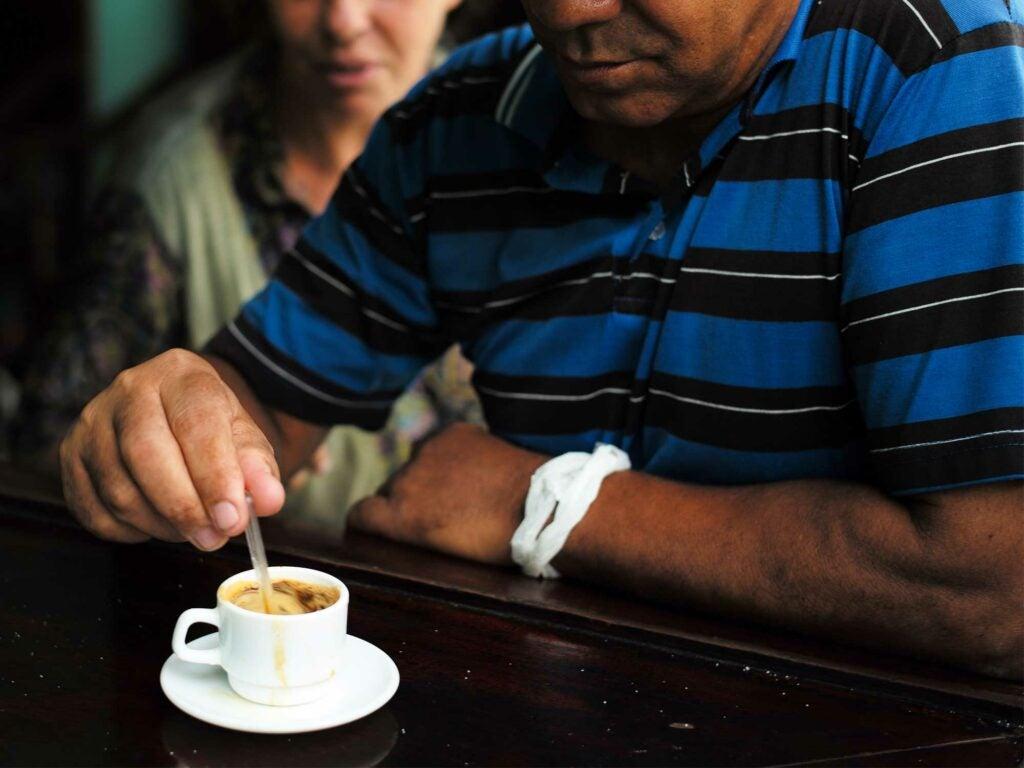 Cafe la Luz espresso