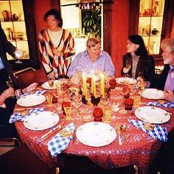 A Pennsylvania Dutch Thanksgiving