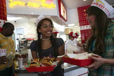 How the In-N-Out Burger Was Born