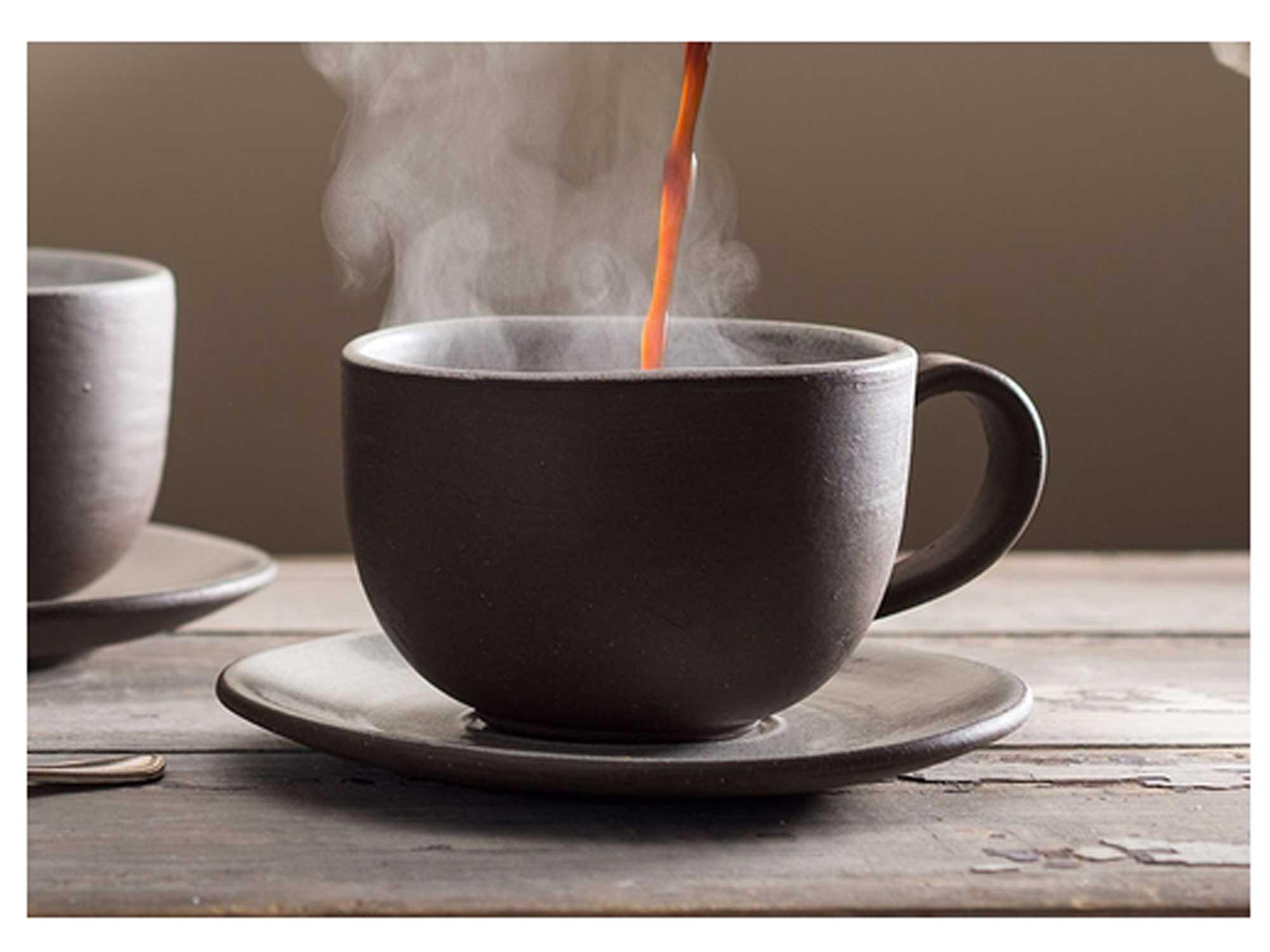 Jono Pandolfi Tea Cup and Saucer