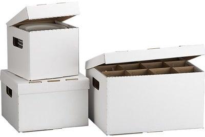 Simple Storage Boxes