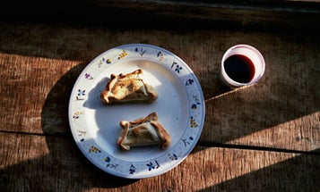 Eating in South America: Pastries in Patagonia