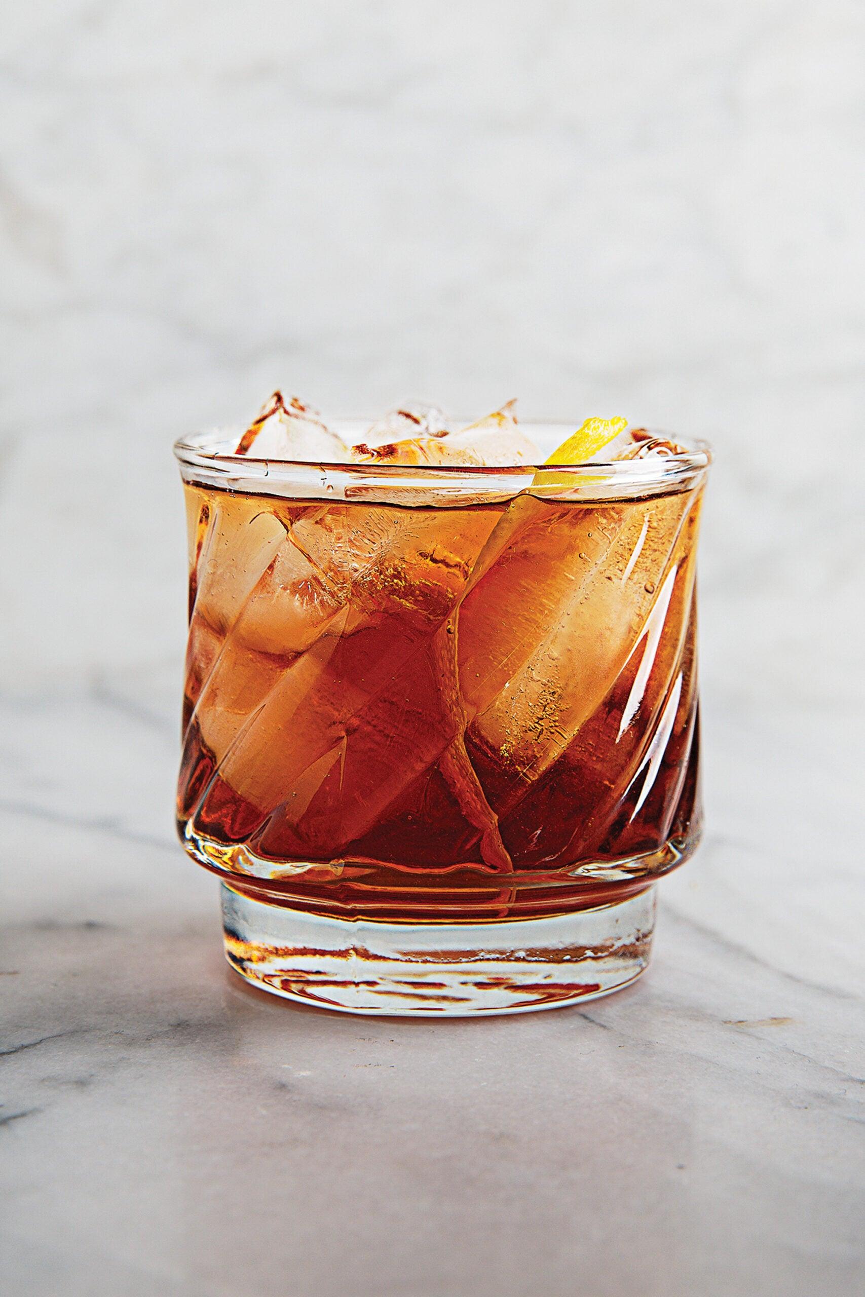 Vermouth Panache Cocktail