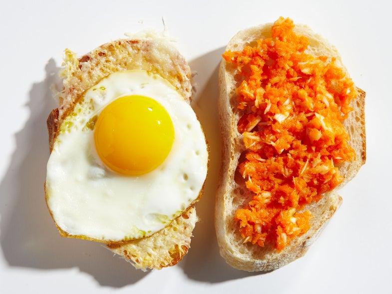 Carrot Horseradish Relish