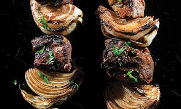 Secrets of the Grill: Kebabs