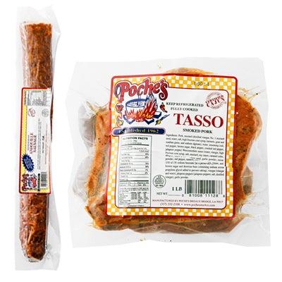 Poche's Market Andouille and Tasso