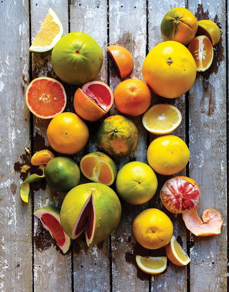 Grapefruit Varieties