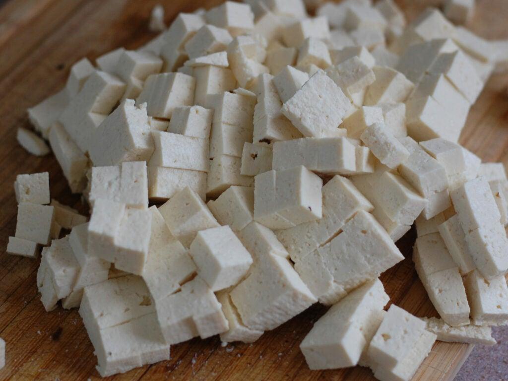tofu alcohol