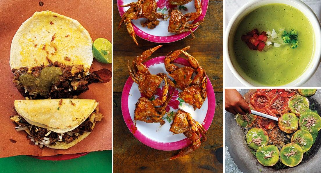 Menu: A Mexican Feast