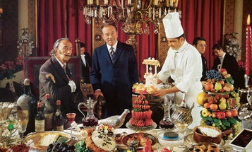 Salvador Dalí's Surrealist Cookbook is Here for Your Acid-Fueled Dinner Parties