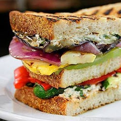 10 Grilled Sandwiches