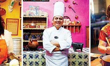 5 Mexican Cooking Schools