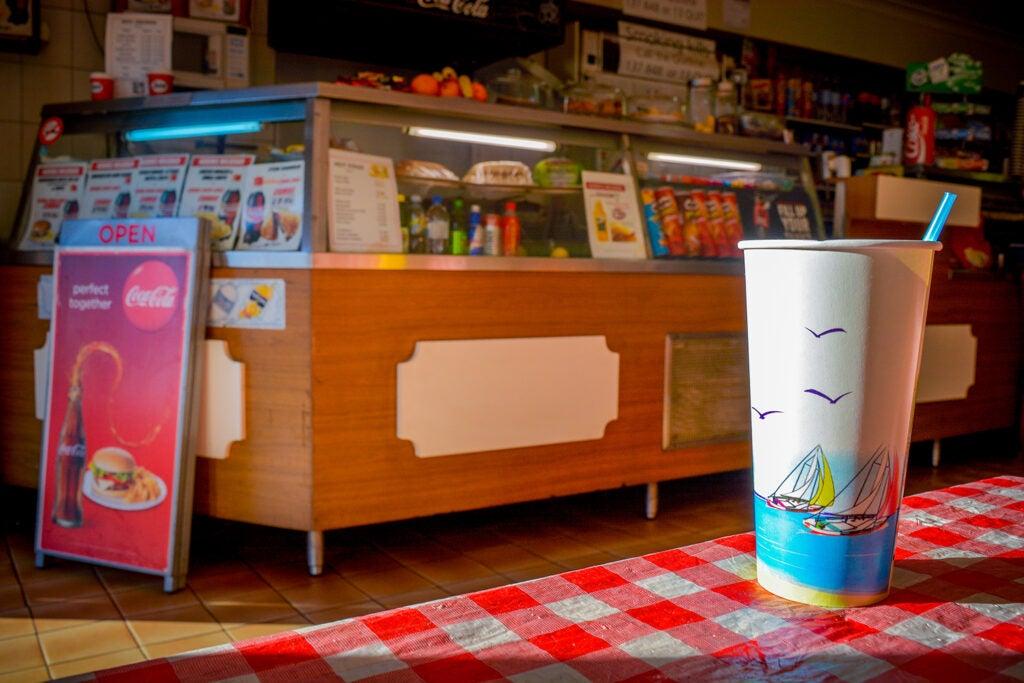 Norm's Milk Bar Milkshake