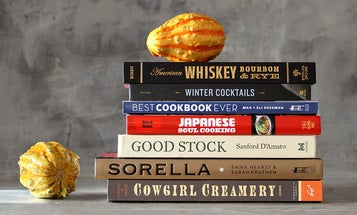 Books Worth Buying: November's Best Food and Drink Releases