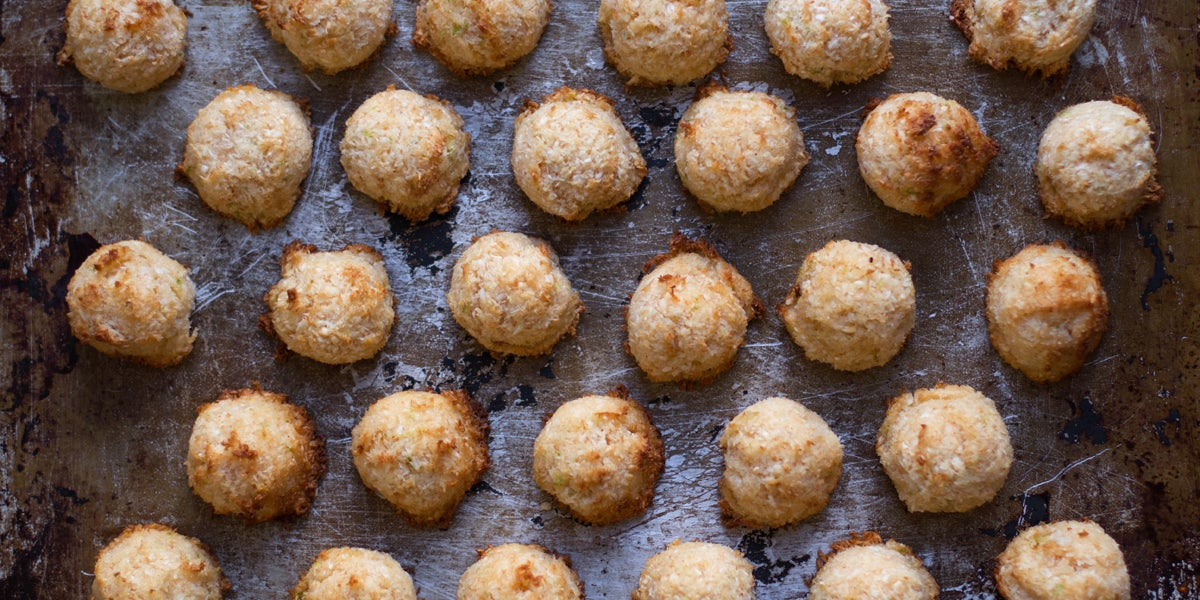 Chile-Lime Macaroons