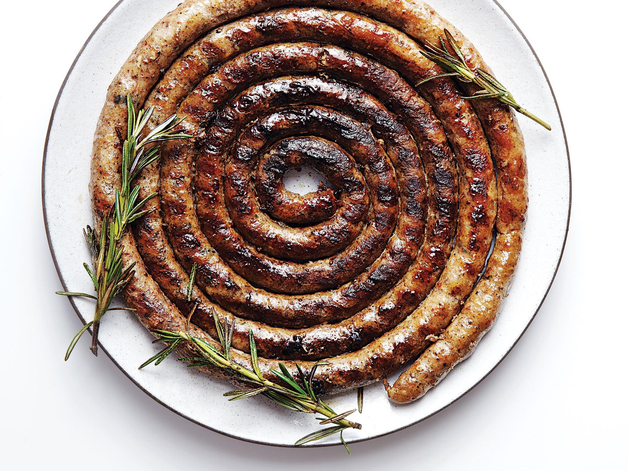 Garlic and Herb Sausage