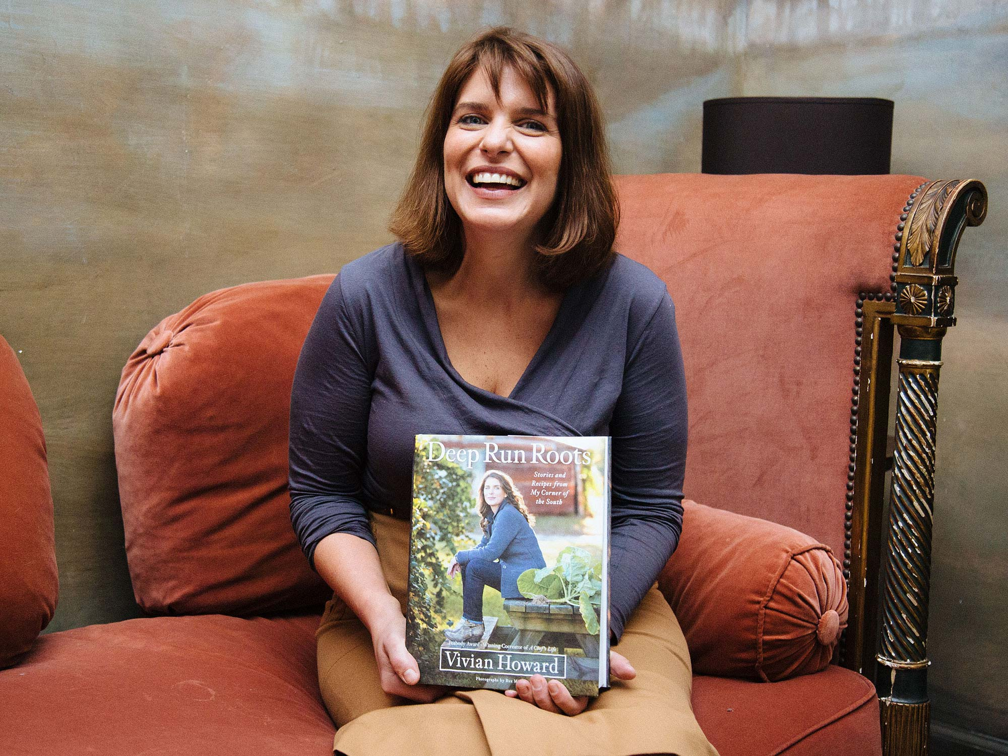 Vivian Howard on the Role of American Food in a Divided Nation