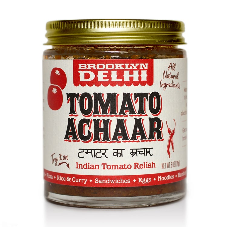 One Good Find: Brooklyn Delhi's Tomato Achaar