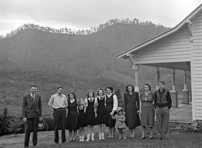 Country Flavor: The Carter Family Fold