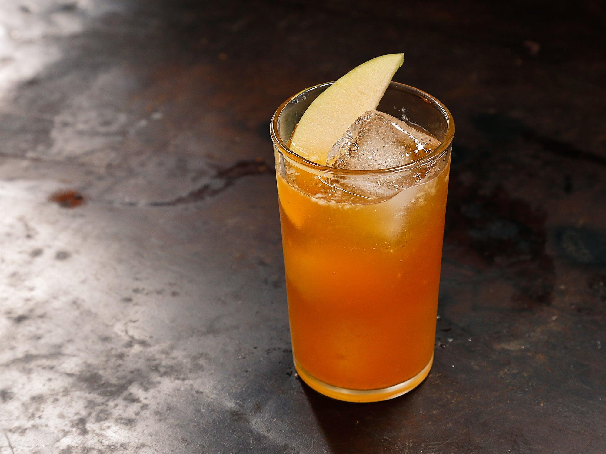 Appalachian Apple Cocktail