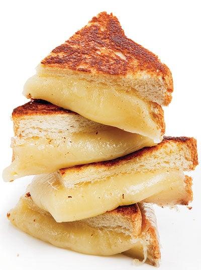 Mozzarella Cheese Dream Sandwich