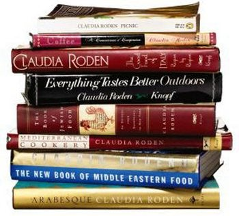 Claudia Roden books
