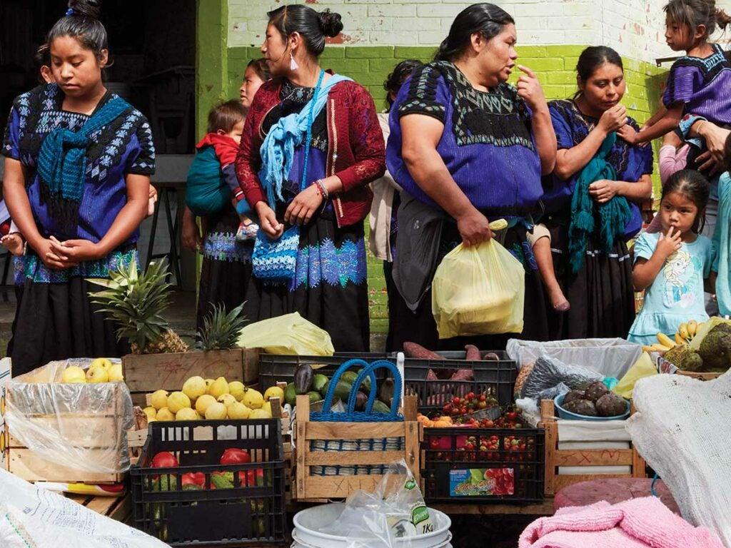Tsotsil women