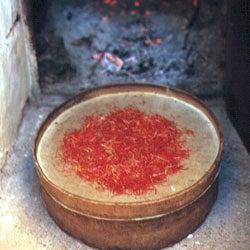 Art of Harvesting Saffron