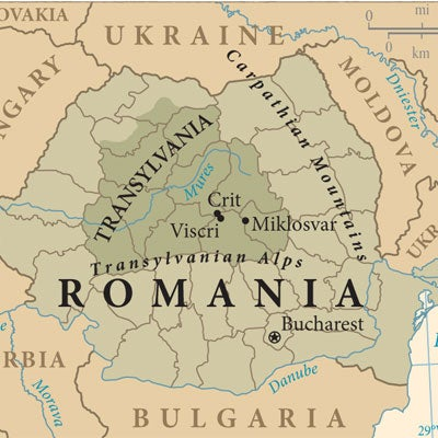 The Guide: Transylvania