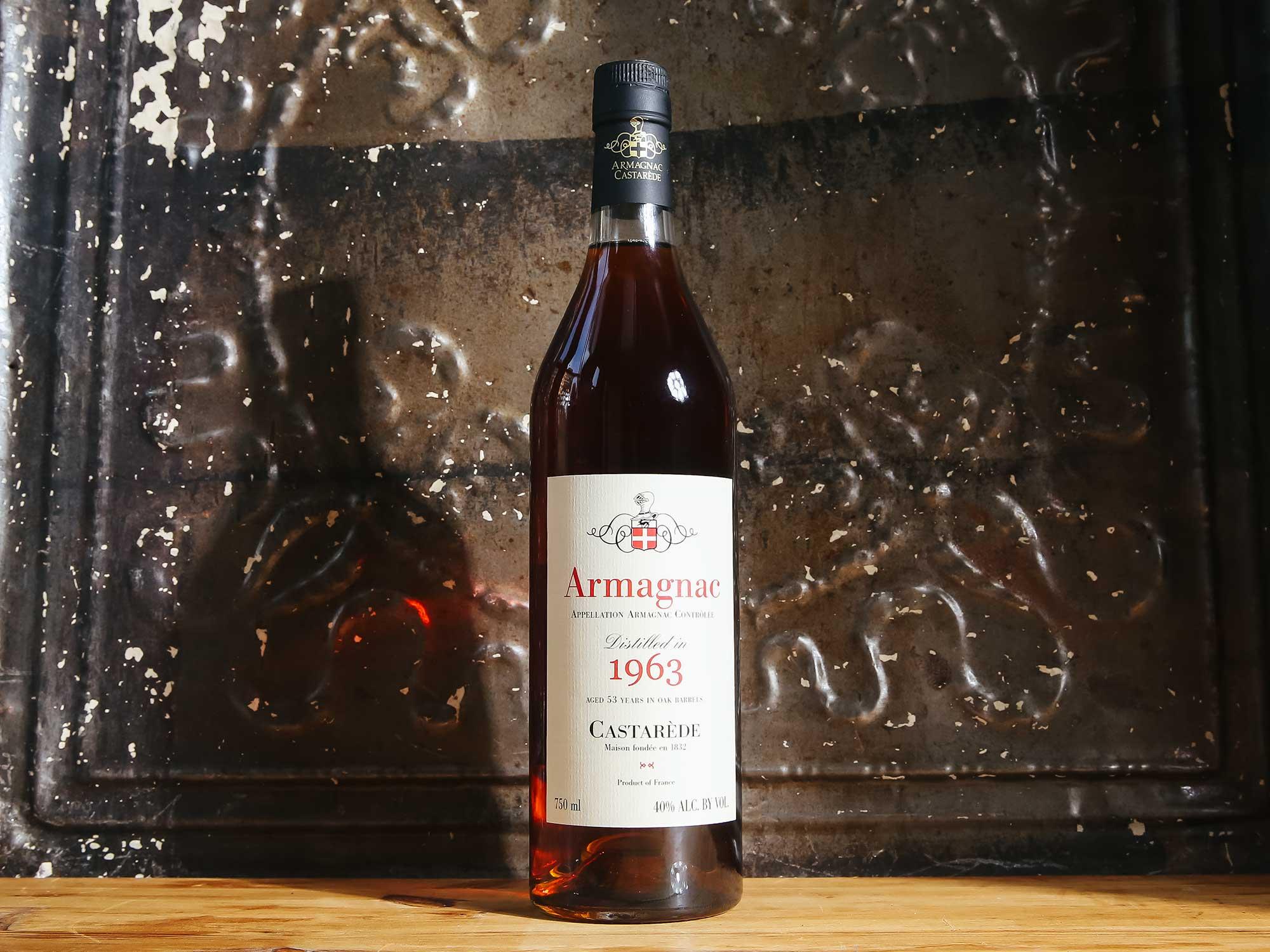 Castarède 1963 Armagnac