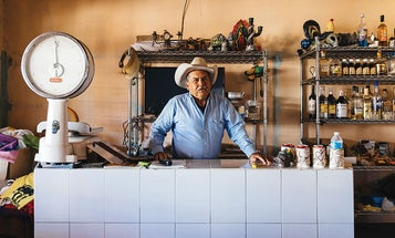 Life at the Two-Restaurant Town on the Mexican Border
