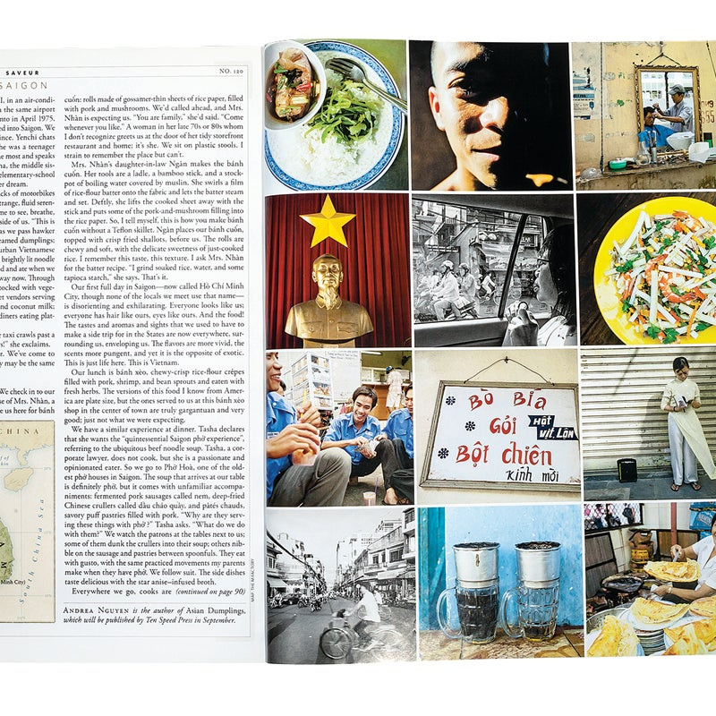 20 Years of SAVEUR: Coming Home