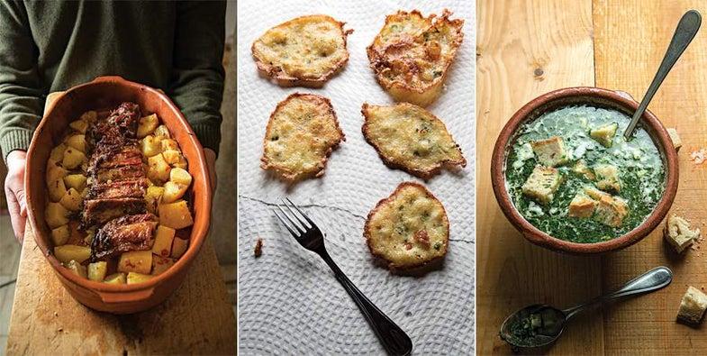 Menu: A Home-Style Dinner from Alentejo