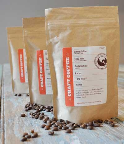 Craft Coffee Tasting Box Subscription