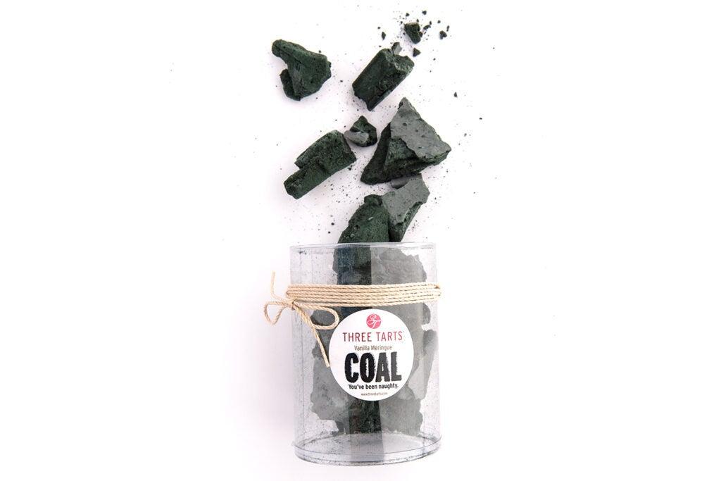 Lump of Coal candy