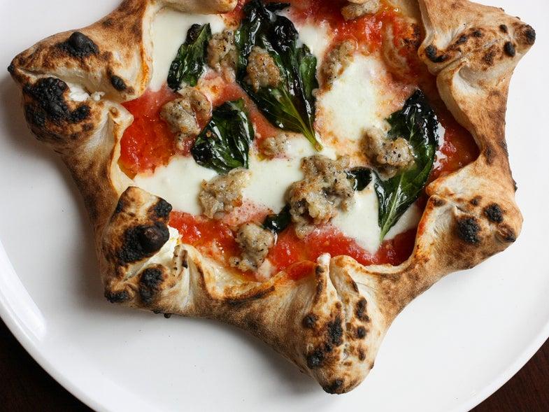 The Weird Pizza Sculptures of Philadelphia