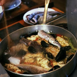 Fish Stew in the San Benedetto Style