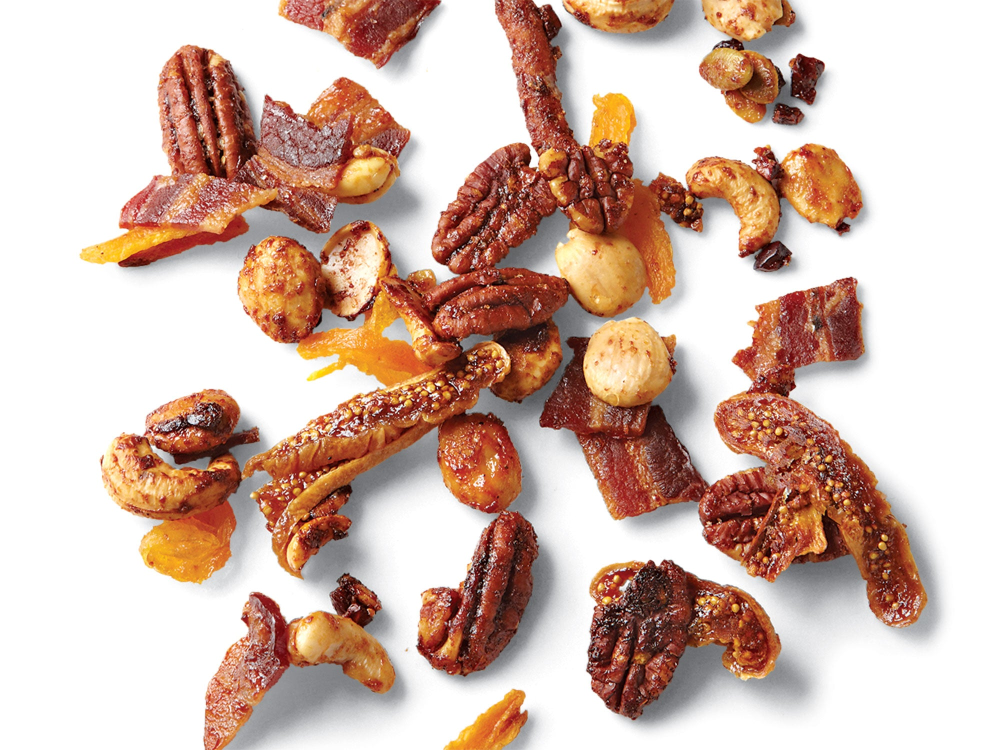 Road Trip Barbecue Trail Mix