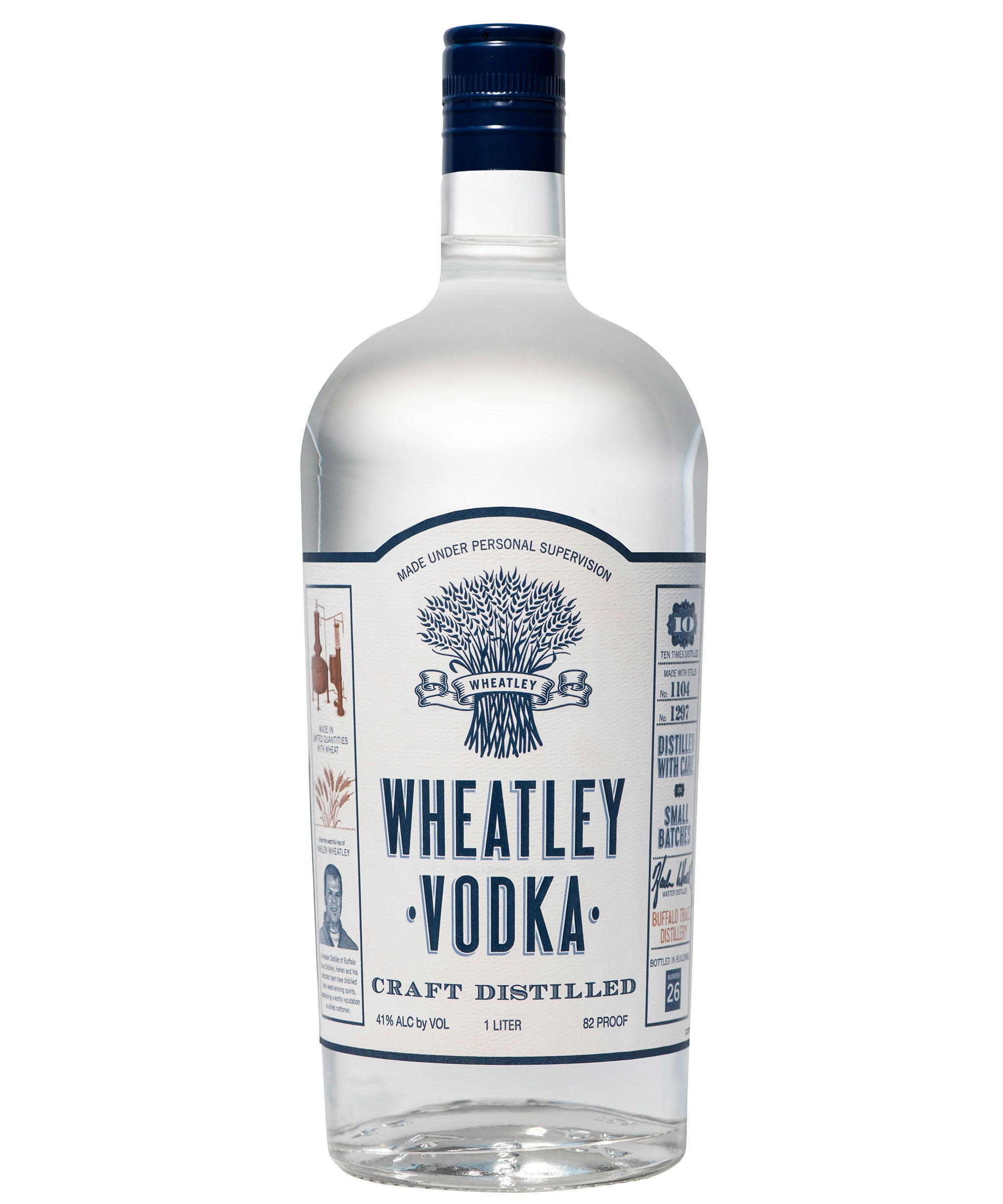 The Van Winkle Family Would Like You to Try This Vodka