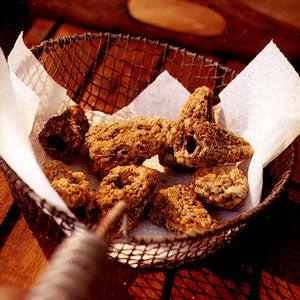 Iowa Fried Morels