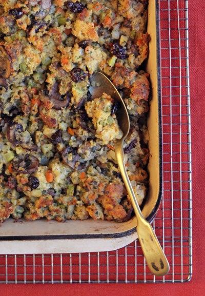 Savory Thanksgiving Stuffing