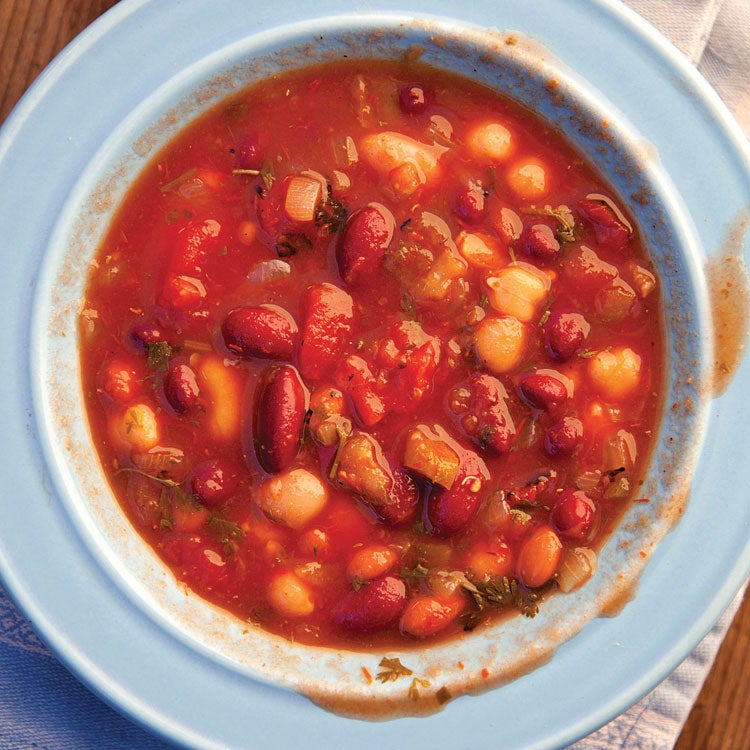Stewed Beans