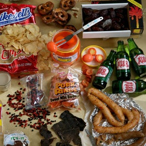 11 Regional Road Snacks